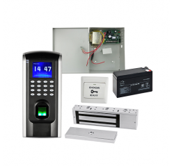 ZKTeco SF200 Fingerprint Reader With Backup battery Packages