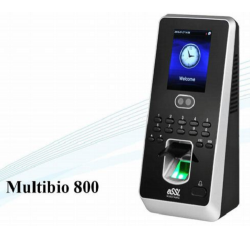 ZKTeco Software Multibio800 Fingerprint  System