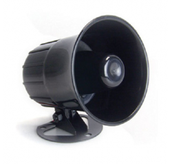 Alarm Accessories ASH001 External Siren Horn