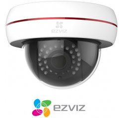 EZVIZ C4S 4mm 1080p HD Wifi IP Security Dome Camera