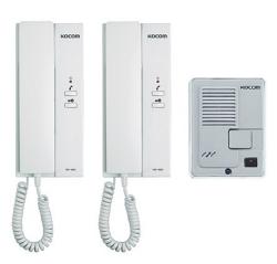 Kocom Korea KDP-602AD 1 to 2 Door Phone System ( Intercom )
