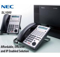 NEC Keyphone SL1000 Package 408 1+3